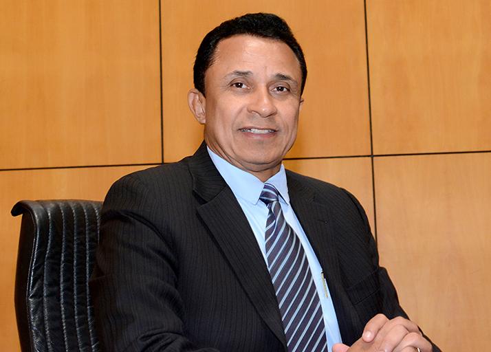 Deputado Pastor Marcos Mansur  atual Ouvidor parlamentar substituto.