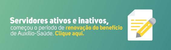 Campanha renovação do auxílio saúde