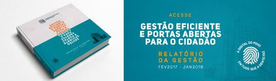 Relatório de Gestão 2017-2019