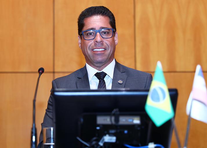 Deputado Marcelo Santos
