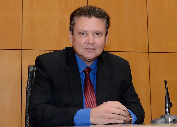 Deputado Euclério Sampaio atual vice presidente da corregedoria.