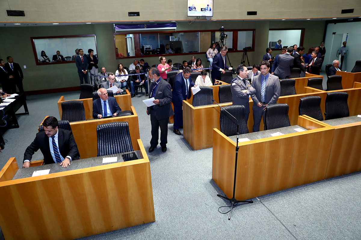 Sessão ordinária desta terça (3)
