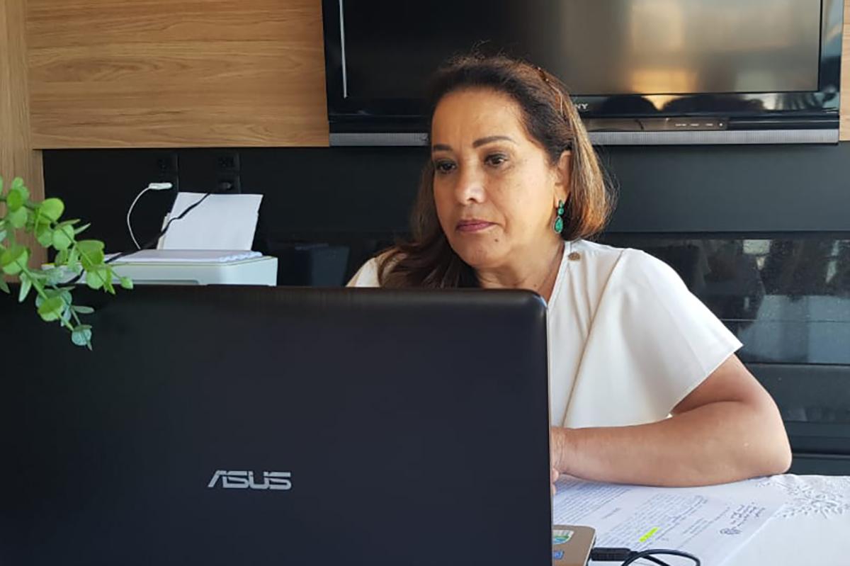 Janete de Sá: Projeto visa diminuir a lacuna que existe no acesso das vitimas aos locais de